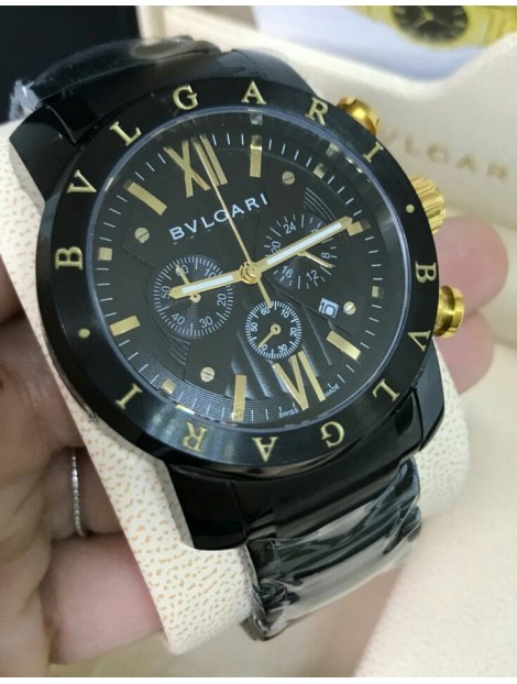 Bvlgari (BV 30) Iron Man