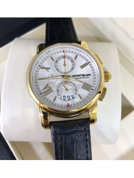Mont Blanc (MB 13) Chronograph New